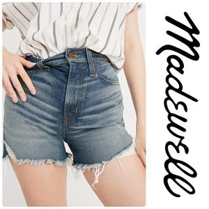 Madewell The Perfect Vintage Short in Dayna Wash